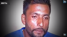 Indian worker Harjit Masih, who claimed that he had managed to escape from ISIS after disguising himself as a Bangladeshi Muslim (Hindustan Times YouTube channel, March 20, 2018).