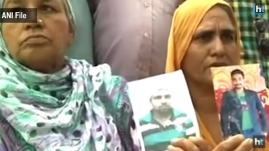 Two of the Indian abductees who were killed by ISIS.
