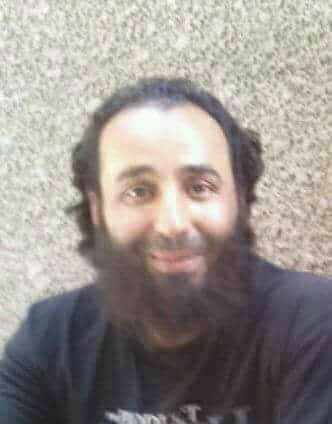 "Khaled Houshan, ISIS commander killed in the Al-Qadam neighborhood (""Al-Yarmouk Camp is in Our Hearts"" Facebook page, April 23, 2018)"