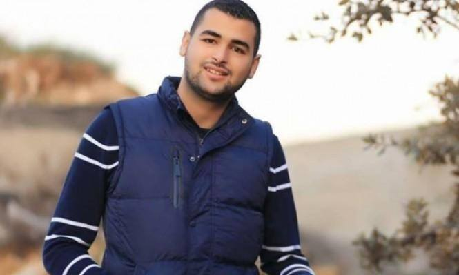 Omar Kiswani, who served until recently as chairman of the Hamas student council at Birzeit University (Shehab Facebook page, May 3, 2018).