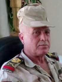 Ali Mohammad al-Hussein, Syrian army armor division commander who was killed in an ISIS attack on the outskirts of Albukamal (Khotwa, June 9, 2018)