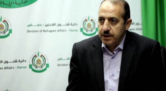 Dr. Issam Adwan, head of Hamas' department of refugee affairs (website of Hamas' department of refugee affairs, June 15, 2017).