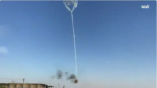 "Launching incendiary kites in eastern Khan Younes (QUDSN Twitter account, September 14, 2018) Dr. Ashraf al-Qudra, spokesman for the Gaza Strip Ministry of Health, said that in the ""return march,"" three Palestinians were killed, including a child, and 248 were wounded, of whom 120 were rushed to the hospitals (Facebook page of the spokesman for the Gaza Strip Health Ministry, September 14, 2018). Like every week, Hamas senior officials attended the events, including Ahmad Bahar, Fathi Hamad and Khalil al-Hayya. Fathi Hamad, member of the Hamas Political Bureau, spoke in the ""return camp"" in eastern Gaza City. He said that if the ""siege"" was not lifted from Gaza, the Palestinians would invent new ways [to fight] against the ""occupation"" on land, at sea and in the air (QdsTvBreaking Twitter account, September 14, 2018). He called on the Palestinians in Judea and Samaria to join the Gazans in the campaign (palsawa.com, September 14, 2018)."