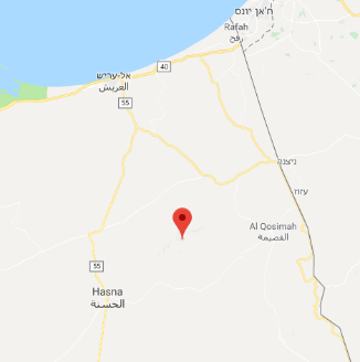 Jabal al-Halal (Google Maps).