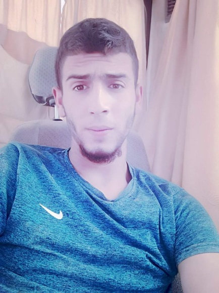 Mu'az Ahmed al-Haj Ali, 19, from the village of Jammaa'in south of Nablus (Palinfo, Twitter account, October 12, 2018).