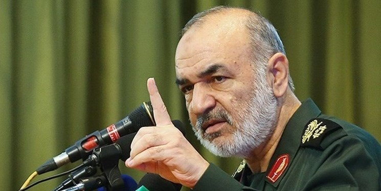 The deputy commander of the IRGC (Fars, November 4 2018).