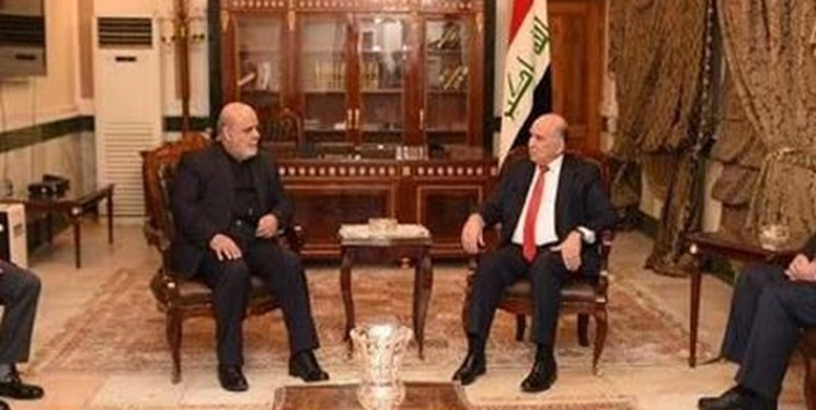 The meeting between the Iranian ambassador to Iraq with Fu'ad Hussein, the Iraqi Deputy Prime Minister and Minister of Finance (Fars, November 6 2018).