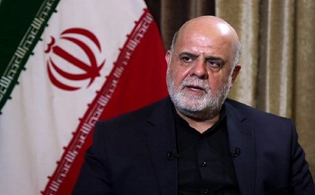 The Iranian Ambassador to Baghdad, Iraj Masjedi (Rudaw, November 10 2018).
