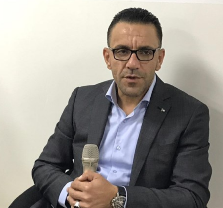 Adnan al-Ghait, government of the PA Jerusalem district (Ma'an, November 25, 2018).