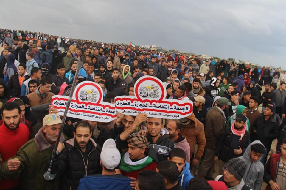 Palestinians at the