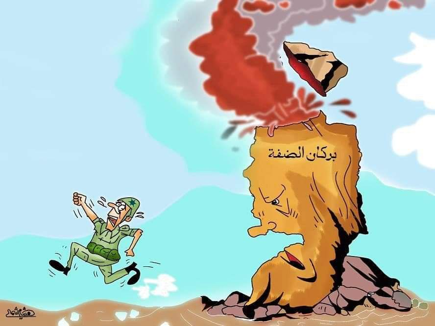 Hamas cartoons of expectations for an uprising in Judea and Samaria.