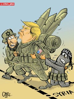 the exit of U.S. forces from Syria and concern of Israel and ISIS (Telegram channel @fars_plus, December 22, 2018) The