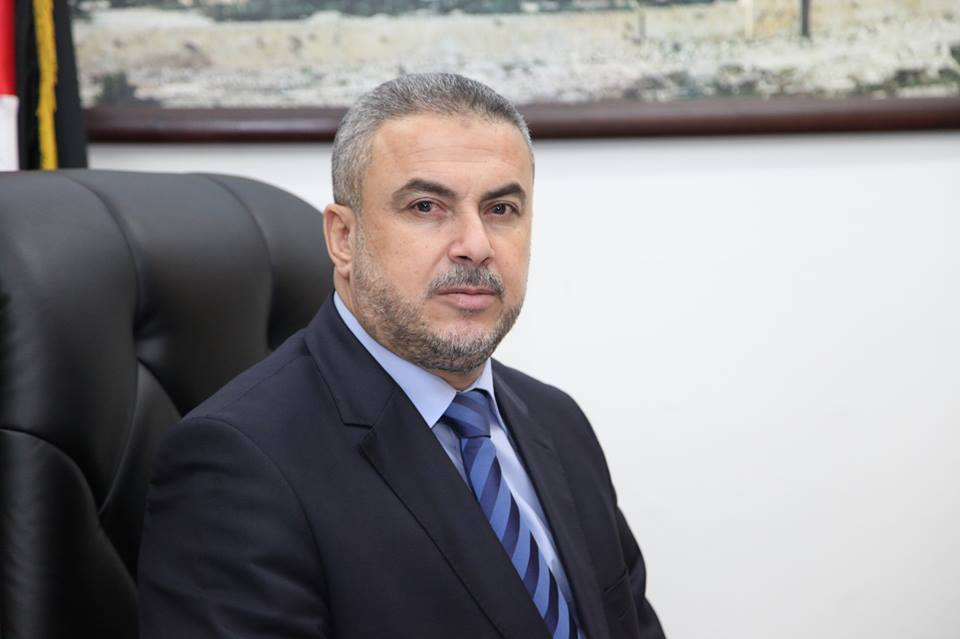 Hamas's senior official Ismail Radwan (Facebook page of Ismail Radwan, October 2, 2013)