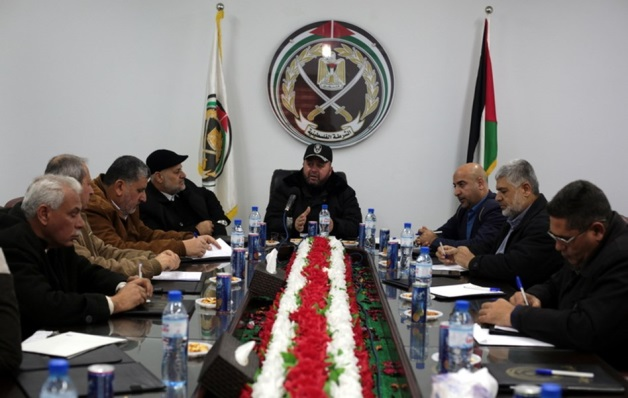 Gaza Strip police chief gives an update on the investigation (website of the ministry of the interior in the Gaza Strip, January 6, 2019).
