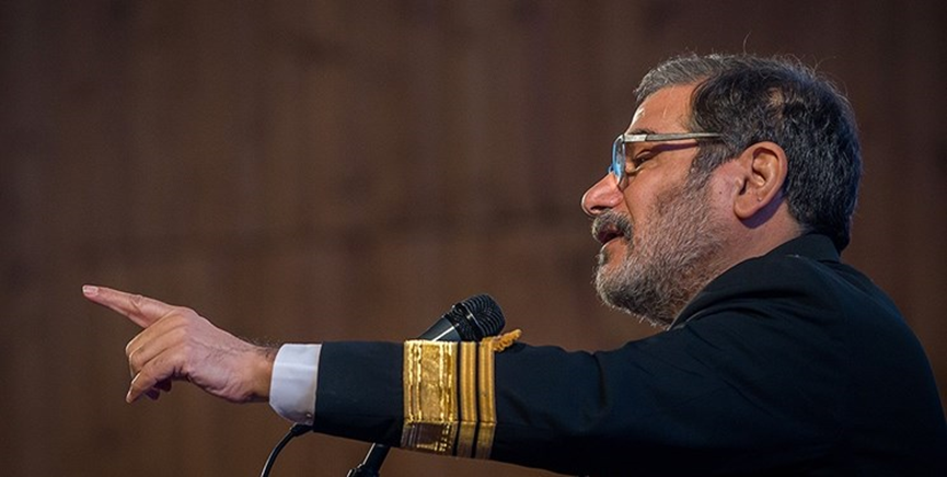 Ali Shamkhani, the Secretary of Iran's Supreme National Security Council (Fars, March 3, 2019)