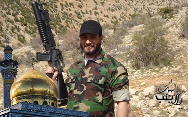Ali Fawzi Taha (Hajj Jawad), commander of the Rida forces (Shiite militia force operating in the Homs area)
