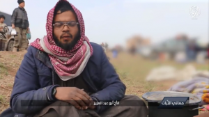 "ISIS operative codenamed Abu Abd al-Aziz: ""The infidels will be punshed by Hell, and the righteous will be privileged to enter Paradise"" (Shabakat Shumukh, March 11, 2019)"