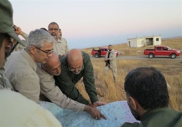 Iranian Chief of Staff Bagheri visits Deir Ezzor (ABNA, March 18 2019).
