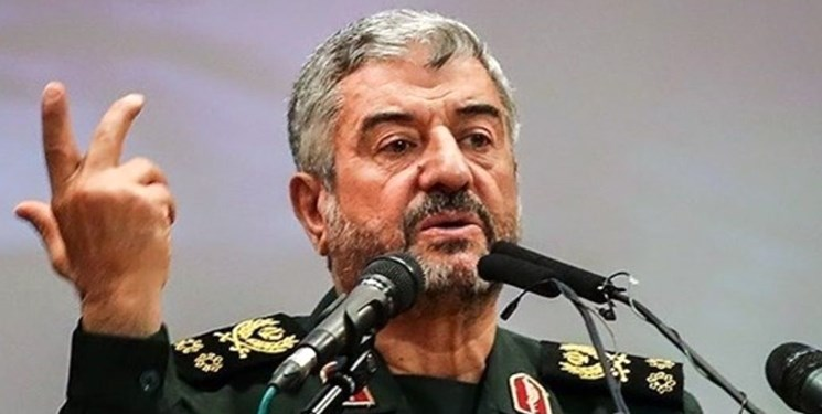 The Commander of the IRGC, Jafari (Fars, March 17 2019).