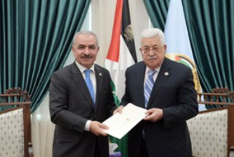 Mahmoud Abbas appoints Dr. Muhammad Shtayyeh to form the new government  (Wafa, April 10, 2019).