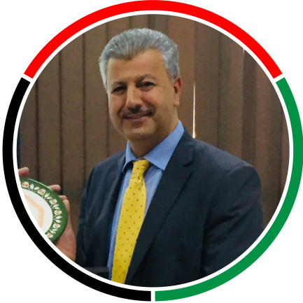 Dr. Amjad Ghanem, government secretary general.