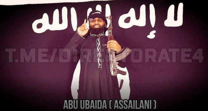 The group leader, aka Abu Ubaida from
