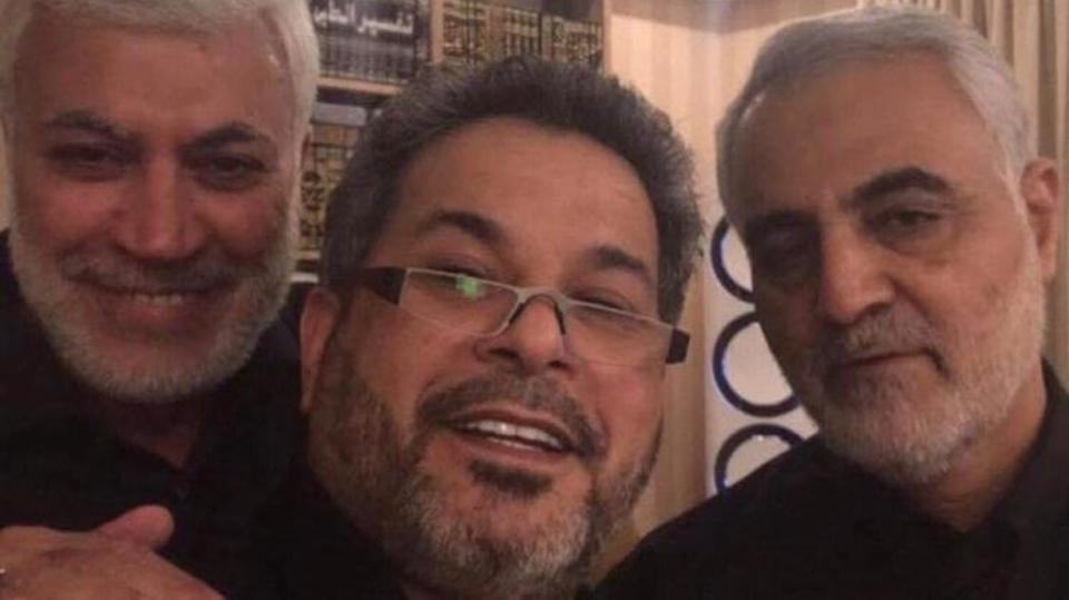 Soleimani, al-Muhandis and al-Zaidi (al-Arabiya, May 12, 2019)