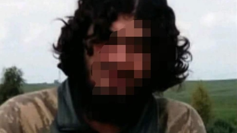 Jihad al-Ansari, an ISIS commander detained in eastern Mosul (Al-Sumaria, May 19, 2019)