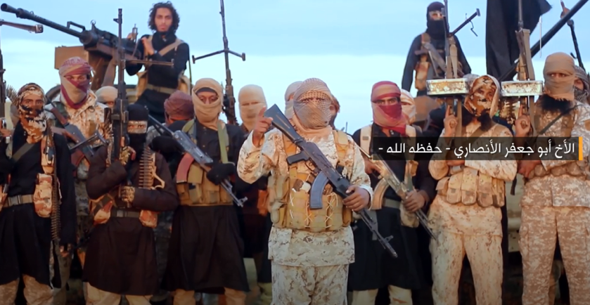 A group of ISIS operatives in Sinai headed by an operative codenamed Abu Ja'far al-Ansari (Telegram, June 19, 2019)