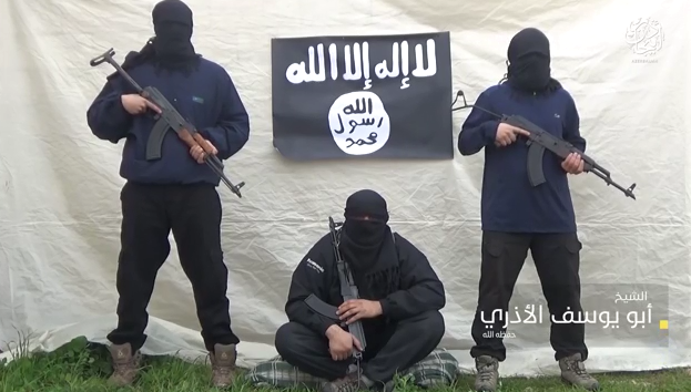 The three Azerbaijani operatives (Al-Ansar, July 2, 2019)