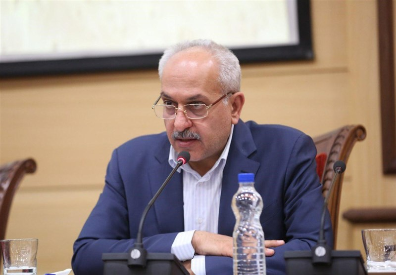 Keyvan Kashefi, the Head of the Joint Iranian-Syrian Economic Committee (Tasnim, July 7, 2019)