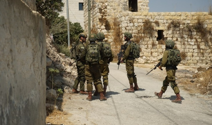 IDF forces search for the perpetrators of the attack (IDF spokesman, August 25, 2019)