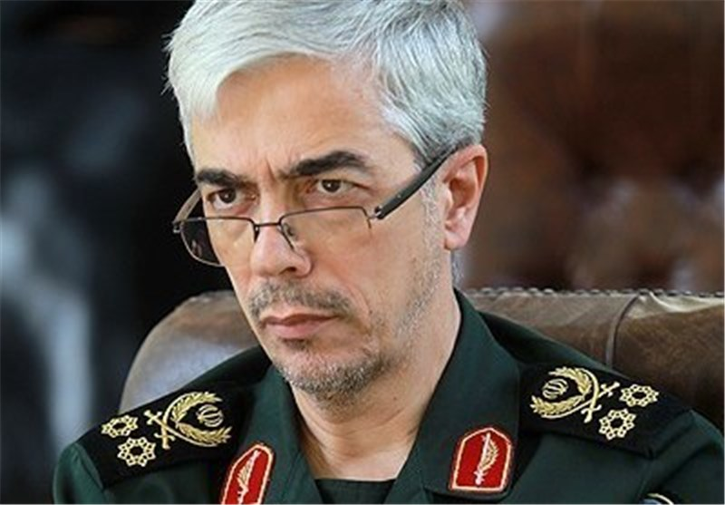 The Chief of Staff of the Iranian Armed Forces, Mohammed Bagheri (Tasnim, October 1, 2019).