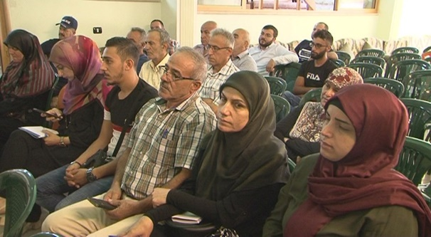 Seminar on financing small businesses by the EU, organized by the Sohmor municipality, which is headed by a Hezbollah-affiliated mayor (Facebook page of the Sohmor municipality, August 24, 2019)