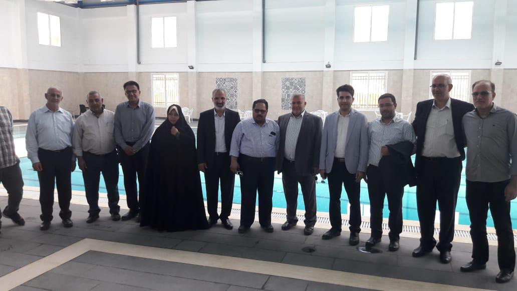 Delegation of the Mashhad municipality (in Iran) visiting southern Lebanon (Al-Manar, July 9, 2019)