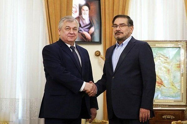 The Shamkhani-Lavrentiev meeting (ISNA, October 16, 2019)