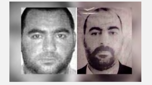 Pictures from al-Baghdadi's imprisonment, 2009-2010, distributed by the Iraqi administration.