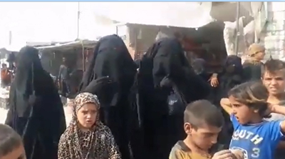 "Interviewed by the Syrian Khutwa website, which is affiliated with the opposition to the Syrian regime, one of the women in the al-Houl DP camp said, ""Our faith has remained firm [and even] strengthened"" (Khutwa, October 28, 2019)."