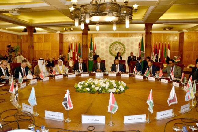 Emergency meeting of the Arab League foreign ministers in Cairo (Iraqi foreign ministry website, November 25, 2019).