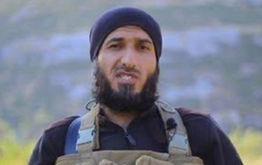 Bilal Kharissat, codenamed Abu Khadija al-Urduni, commander in the Guardians of Religion Organization who died in a targeted killing (Khotwa, December 22, 2019)