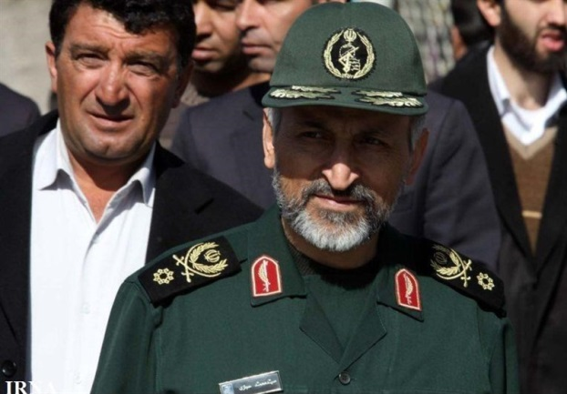 Mohammad Hossein Zadeh Hejazi, the incoming deputy commander of the Qods Force (IRNA, January 20, 2020)