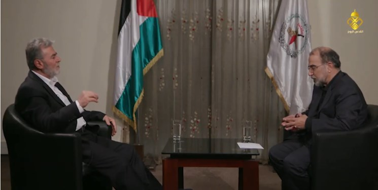 The Chairman of Palestinian Islamic Jihad in an interview to al-Quds al-Youm (Fars, March 1, 2020)
