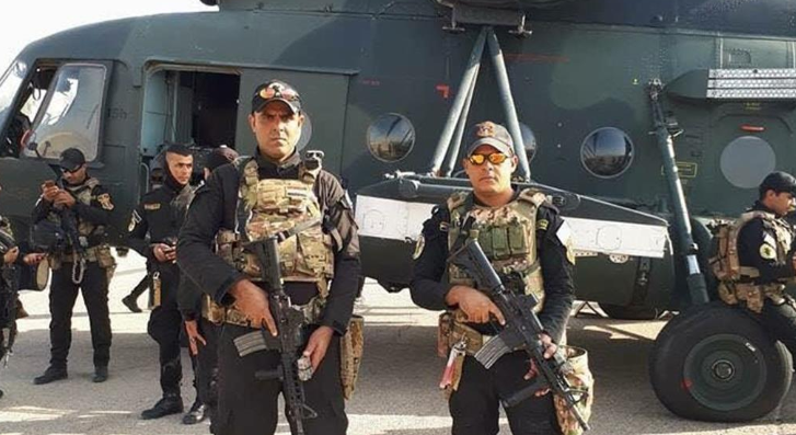 Special Operations Force of the Iraqi counterterrorism service (Al-Sumaria, March 9, 2020)