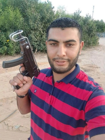 Muhammad Filfil, one of the Hamas operatives who recruited Khatib (Israel Security Agency website, March 15, 2020).