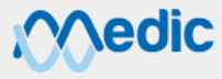 Logo of Medic (Atlas Holding website)