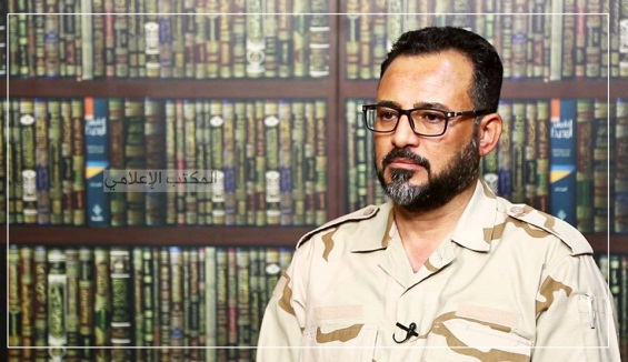 Nasr al-Shammari, deputy chief of the Nujaba Movement and its official spokesman (official Facebook page of Al-Shammari, April 22, 2020)