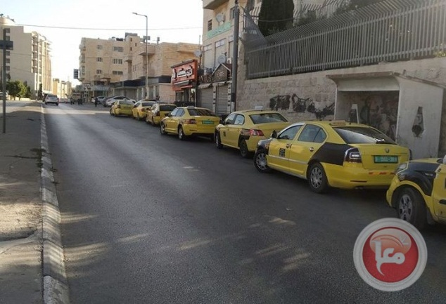 Taxi drivers strike against the Palestinian ministry of transportation because of the COVID-19 crisis (Ma'an, June 7, 2020).