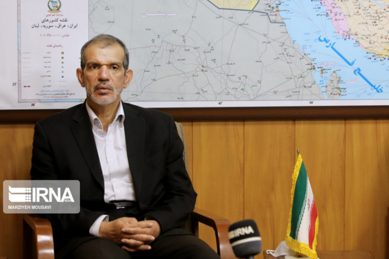 Hassan Danaeifar, the Head of the Headquarters for the Economic Ties between Iran, Syria and Iraq (IRNA, July 1, 2020)