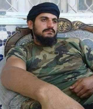 Mustafa al-Masalmeh, the target of the suicide bombing attack (Enab Baladi, a Syrian news website affiliated with the rebel organizations, July 22, 2020)