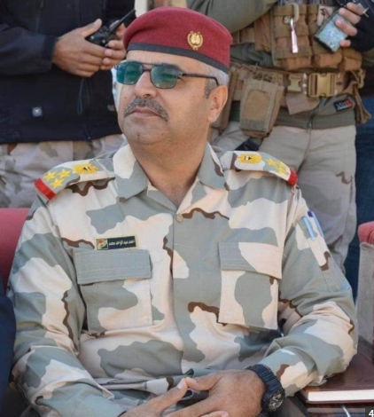 Brigadier General Ahmed Abd al-Wahid Muhammad al-Lami, killed by ISIS (Akhbar al-Araq, July 28, 2018).